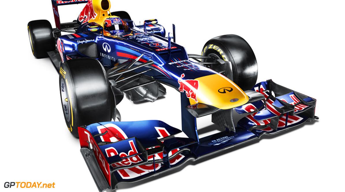 Red Bull Racing presenteert nieuwe RB9 op 3 februari