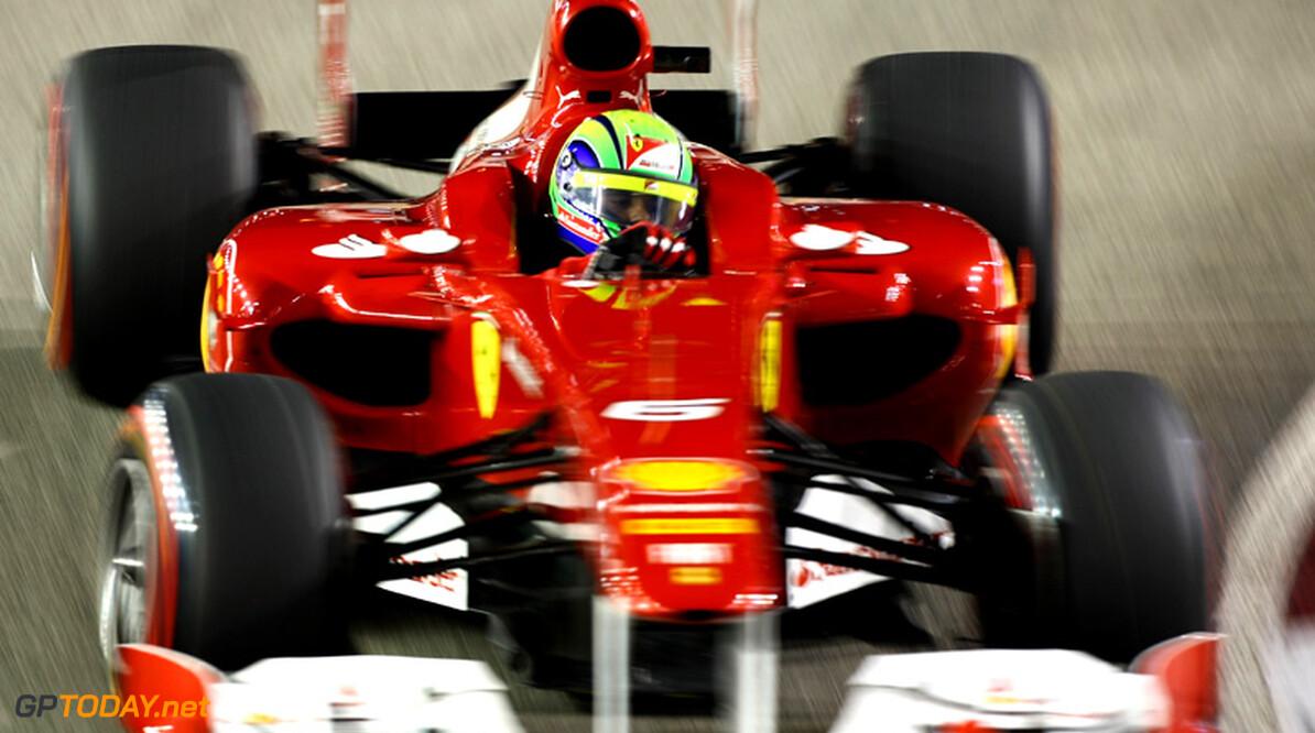 Ferrari neemt Bianchi en Perez in overweging voor zitje voor 2013