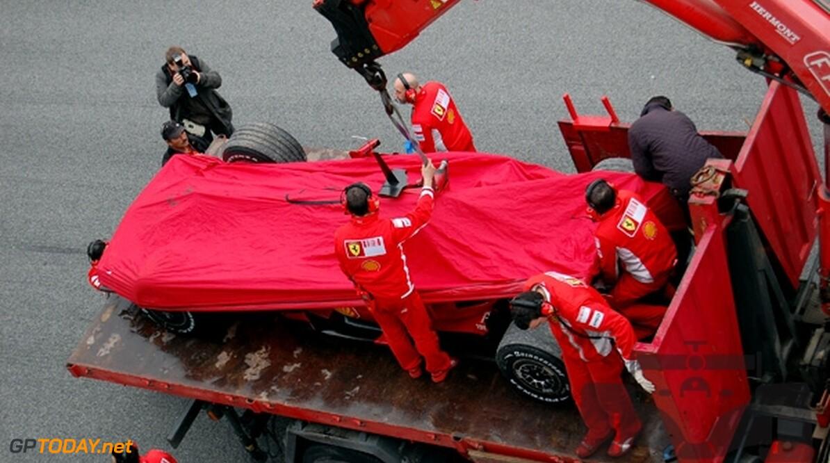 Ferrari accepteert afsluiting spionagezaak