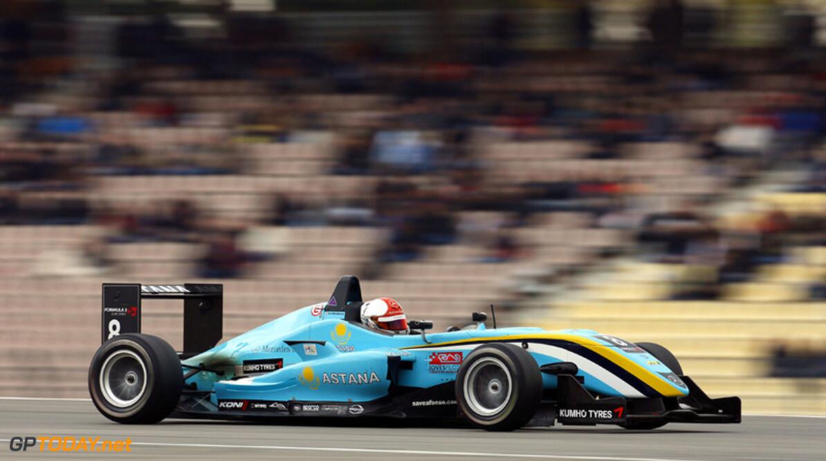Hannes van Asseldonk met Prema in Korean Super Prix