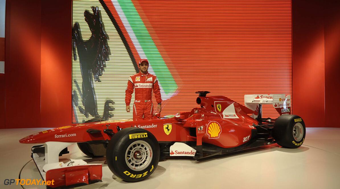 """Massa: """"Ik ben hier niet alleen om te racen, maar om te winnen"""""""