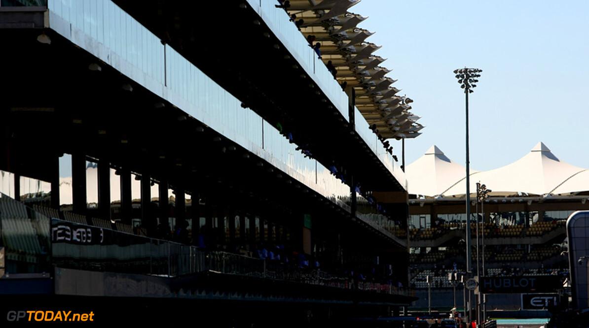 FIA verlengt eerste DRS-zone op Yas Marina Circuit