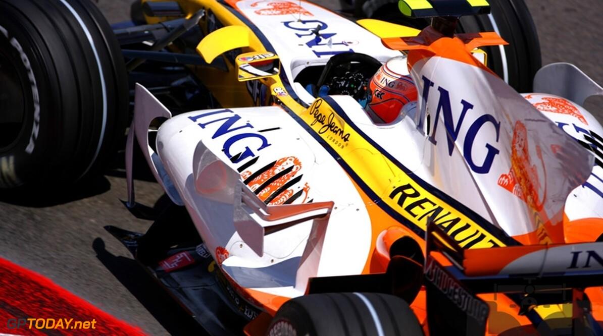 Doornbos test vrijdag voor Renault in Silverstone