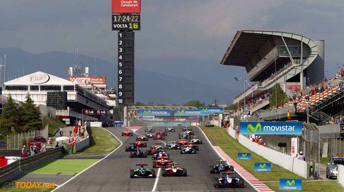 Drie tests ter voorbereiding op GP3-seizoen 2011