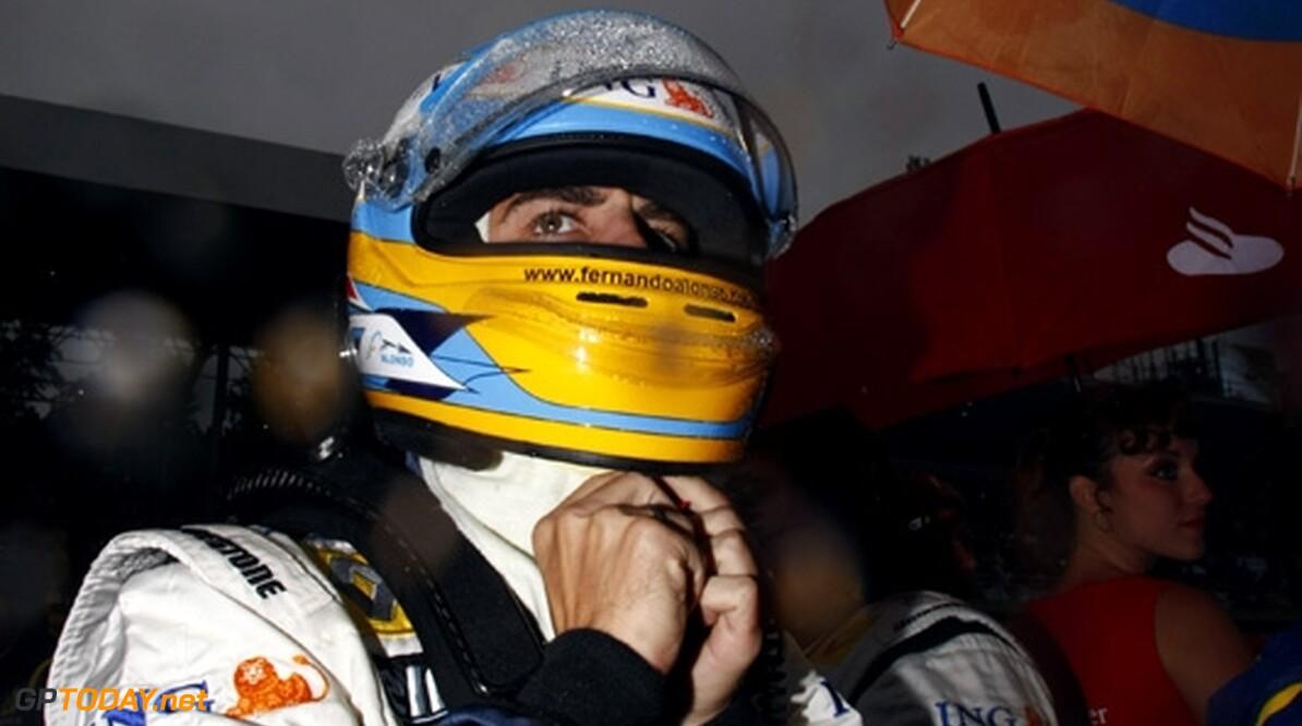 """Alonso: """"Als ik teambaas zou zijn had ik Kubica aangetrokken"""""""