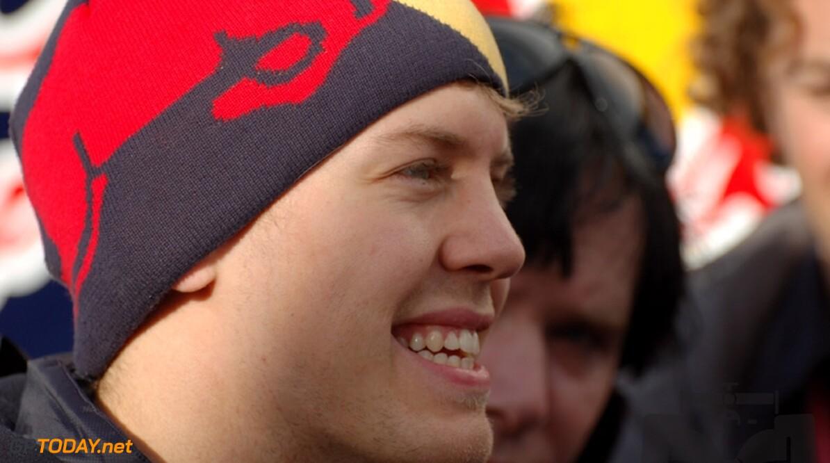 Ecclestone helpt Vettel graag aan zitje bij topteam
