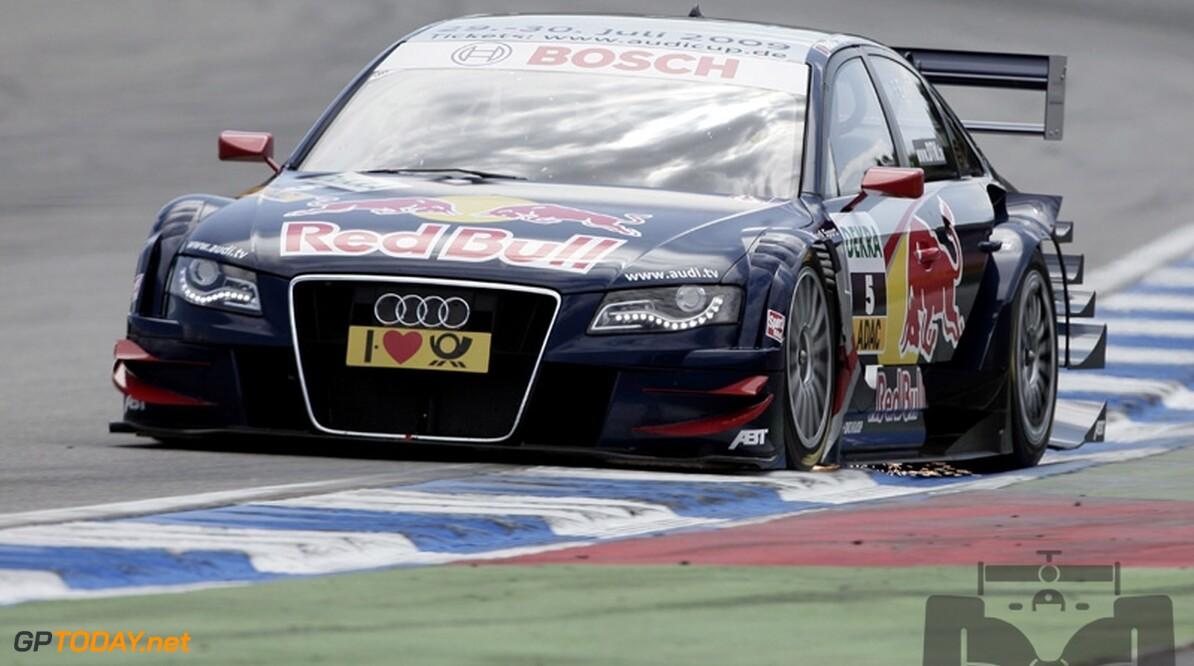 Ekstrom verslaat Michael Schumacher in finale Race of Champions