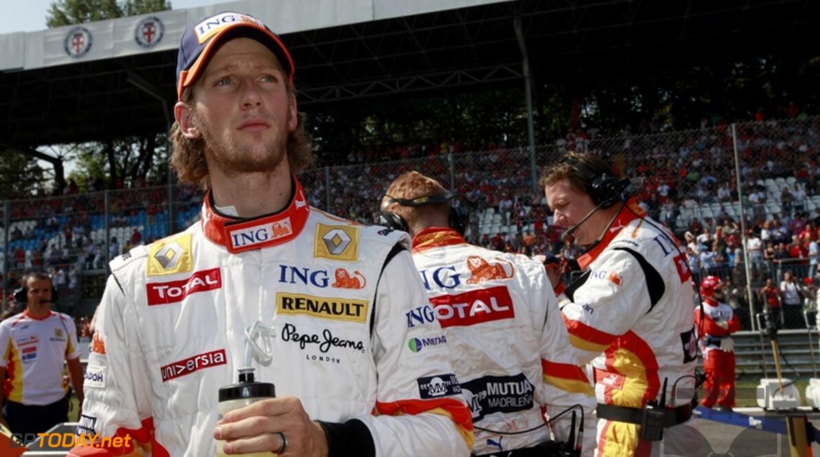 'Lotus Renault GP kiest voor Petrov en Grosjean in 2012'