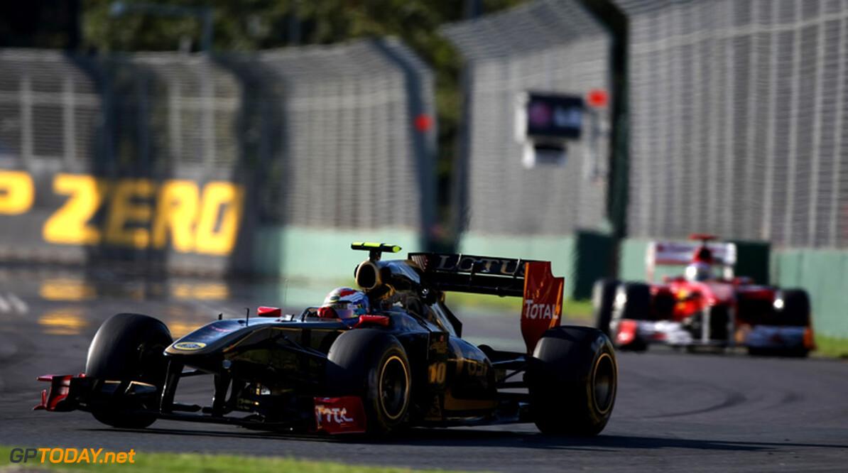 Renault acht podium in Maleisië met upgrade opnieuw haalbaar