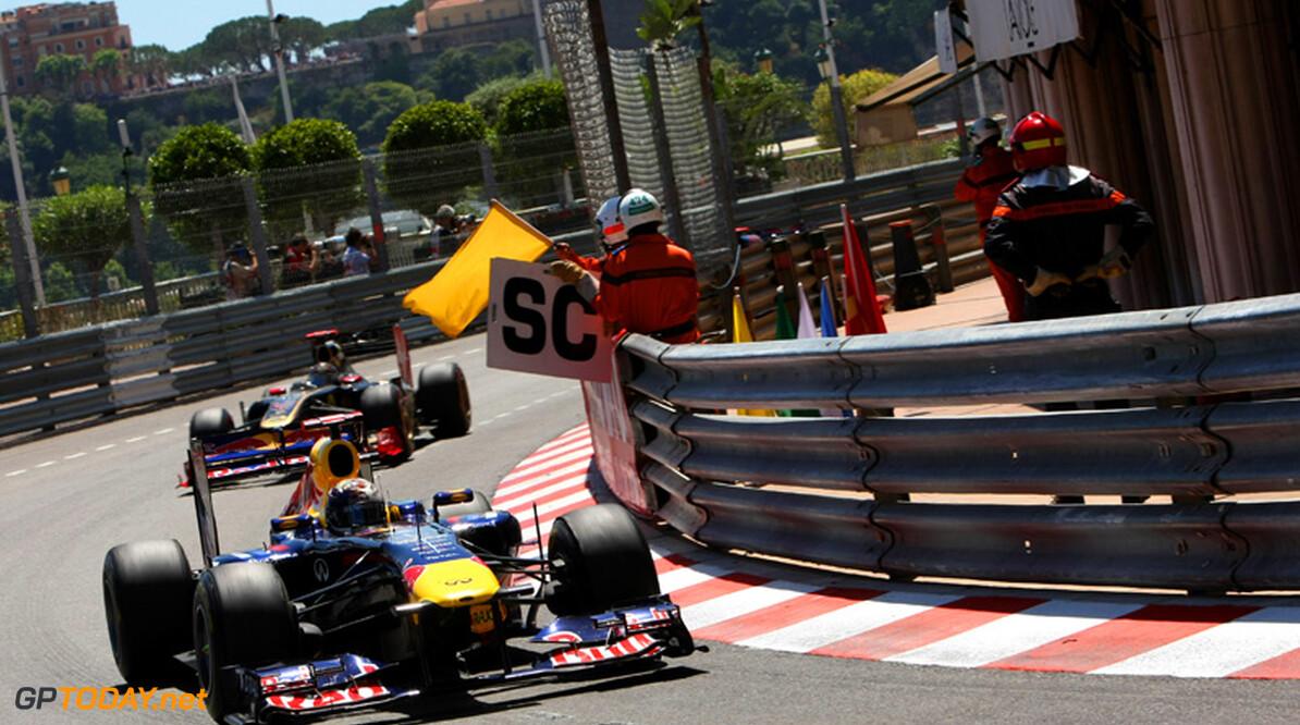 Pirelli dringt aan op verbod op bandenwissels bij code rood