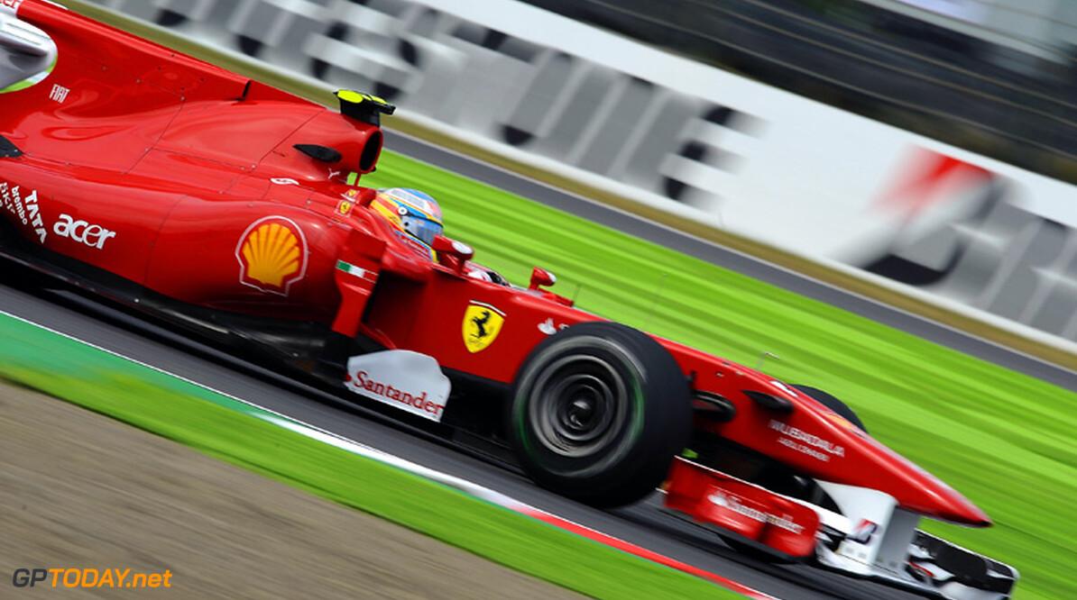 Alonso heeft verse motor bewaard voor finale in Abu Dhabi