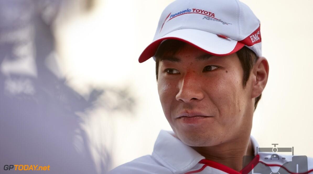 Kobayashi met hulp van Toyota-sponsors in beeld bij Renault
