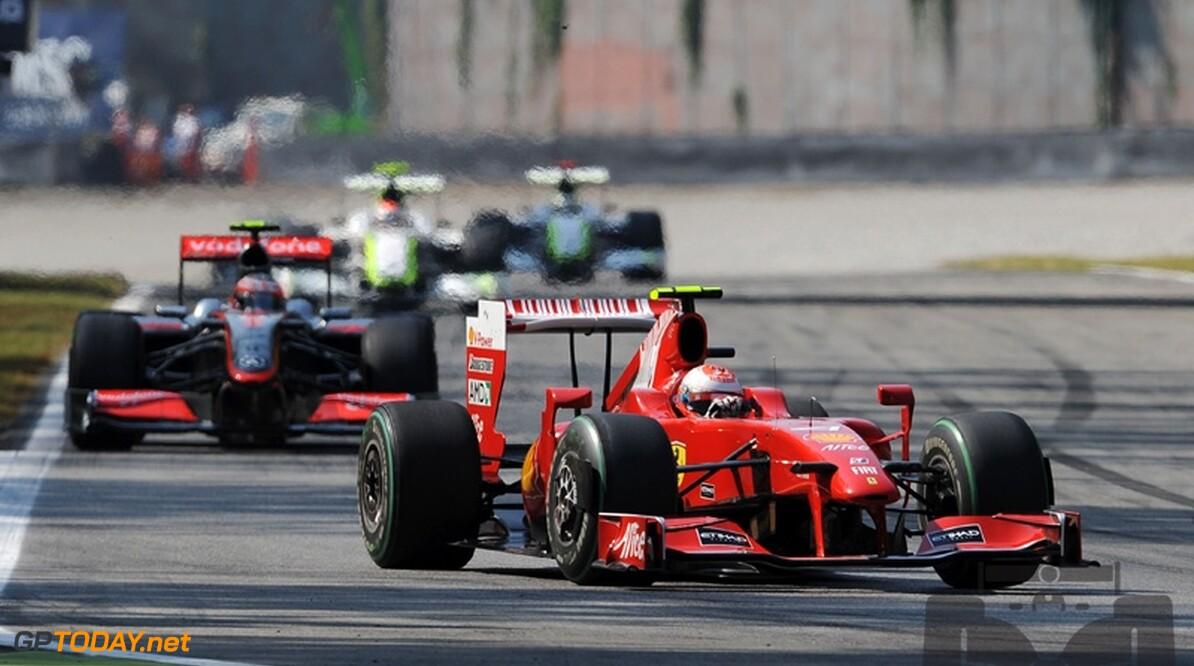 McLaren hecht veel belang aan verslaan van oude rivaal Ferrari