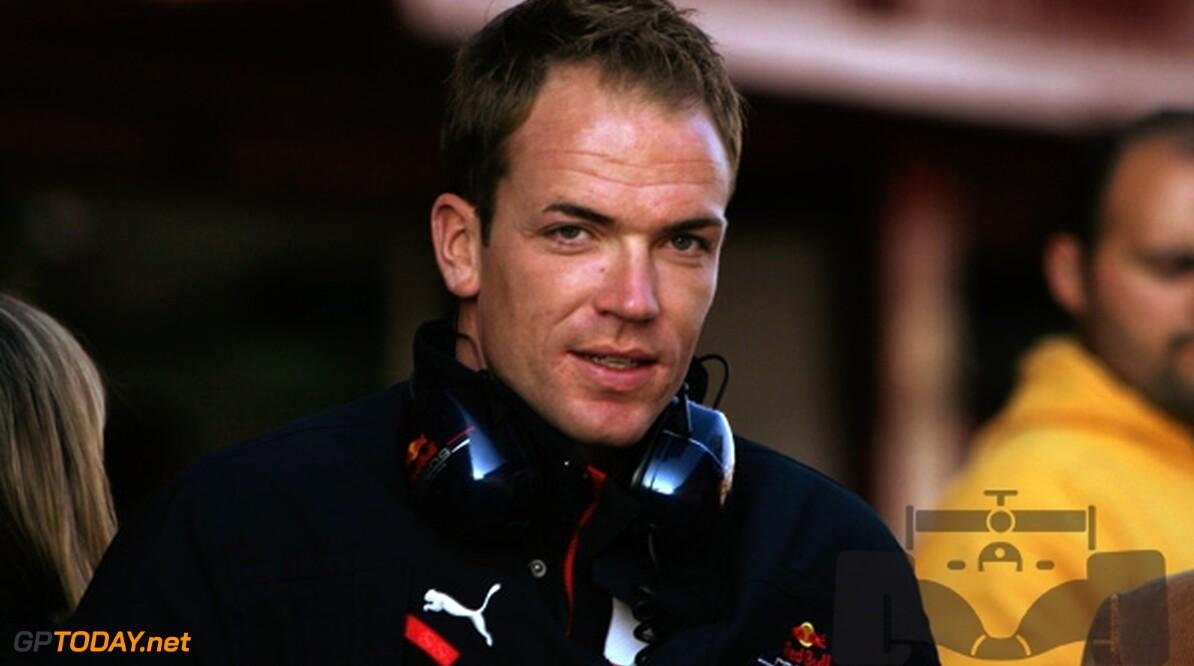 Robert Doornbos geniet bij terugkeer in Formule 1-auto