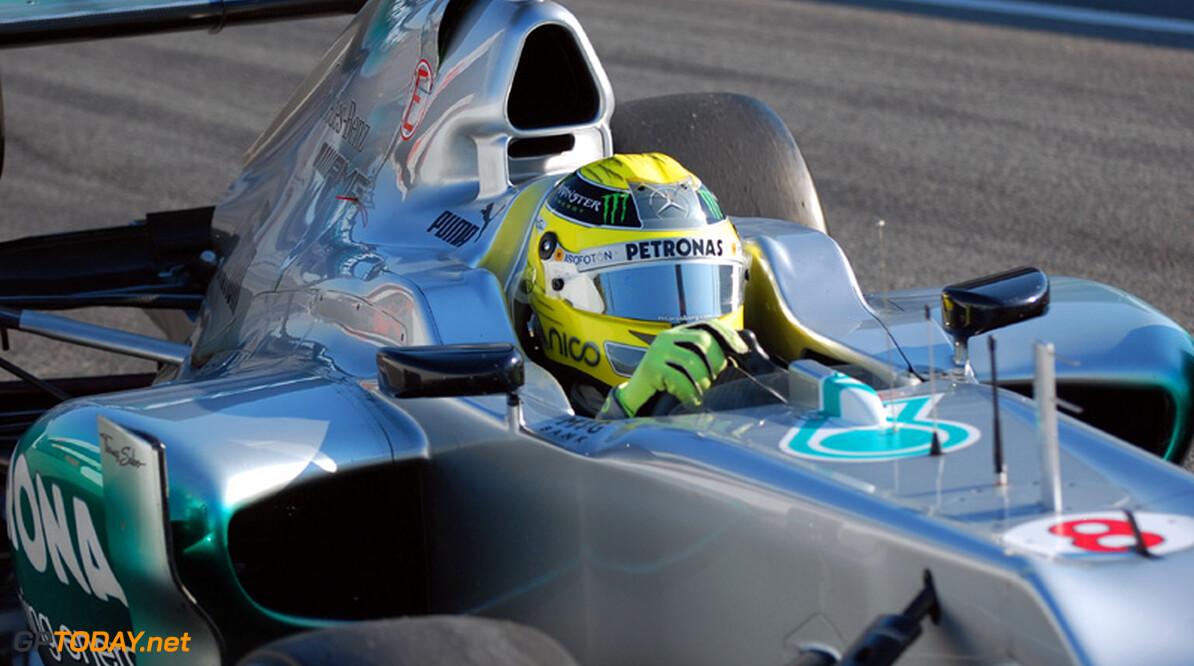 """Brawn: """"Rosberg benadert in kwalificaties vaker de limiet"""""""