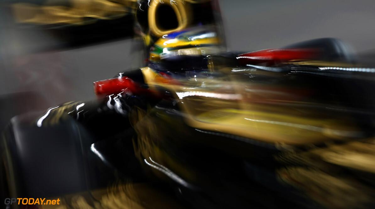 Senna teleurgesteld na prestatie van Renault in Abu Dhabi