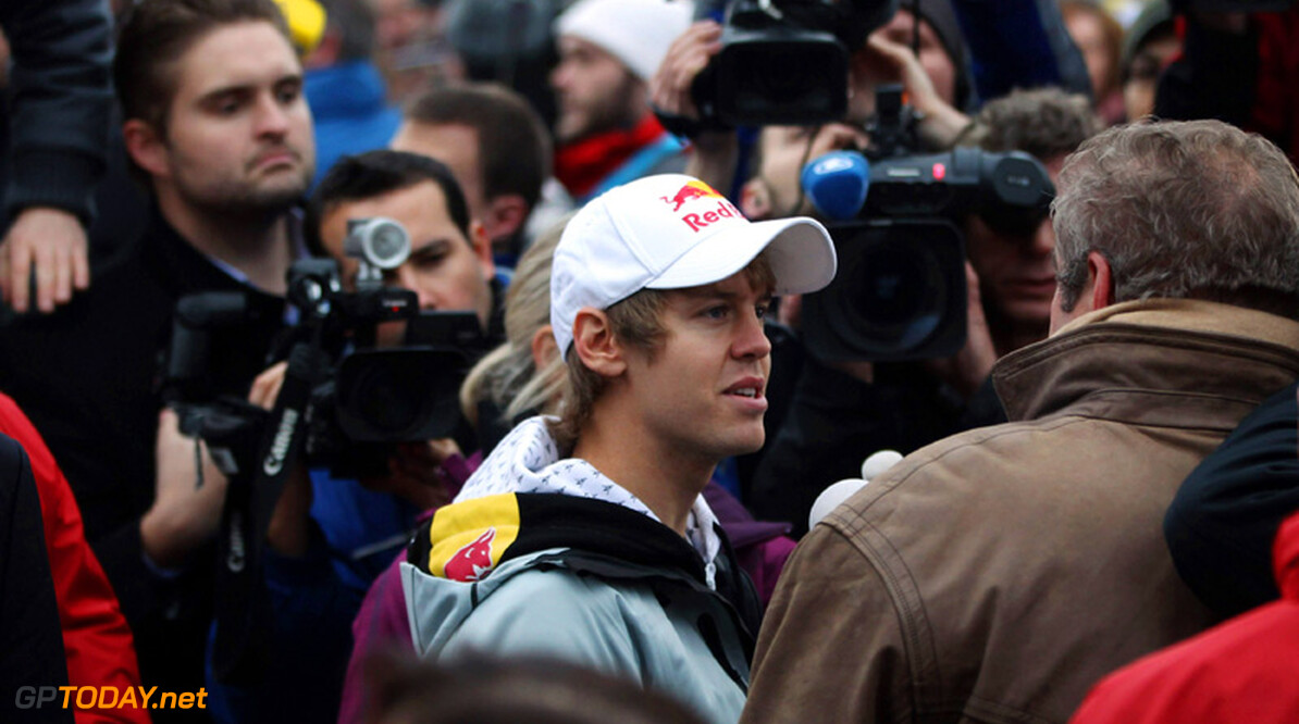 """Vettel: """"Het is mijn wens en droom om ooit voor Ferrari te rijden"""""""