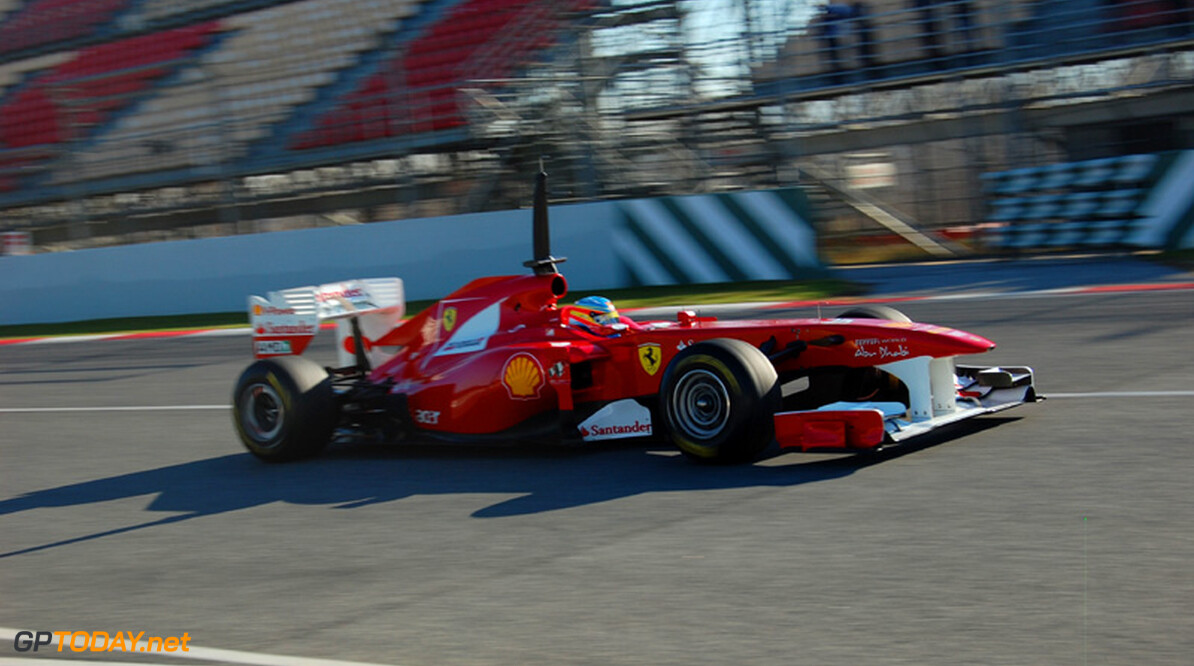 Ferrari voert opnieuw kleine naamswijziging door aan 2011-bolide