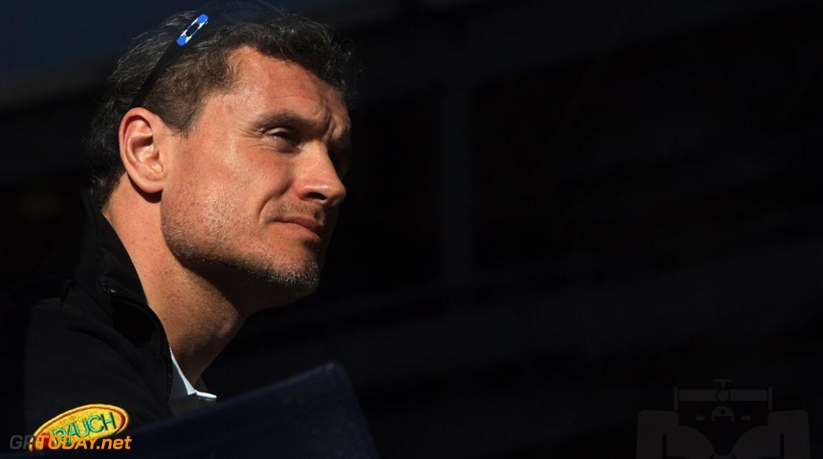 """Coulthard: """"Desnoods test ik voor Red Bull Racing"""""""