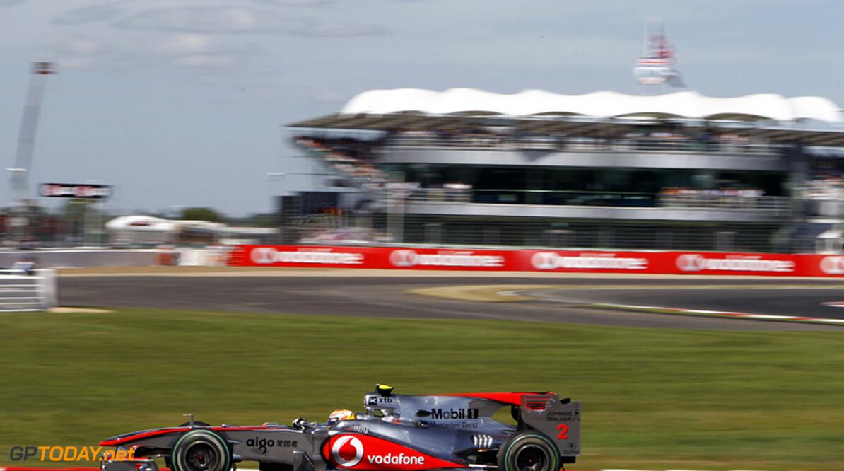 """Lewis Hamilton: """"Mijn beste ronde dat ik ooit heb gereden"""""""
