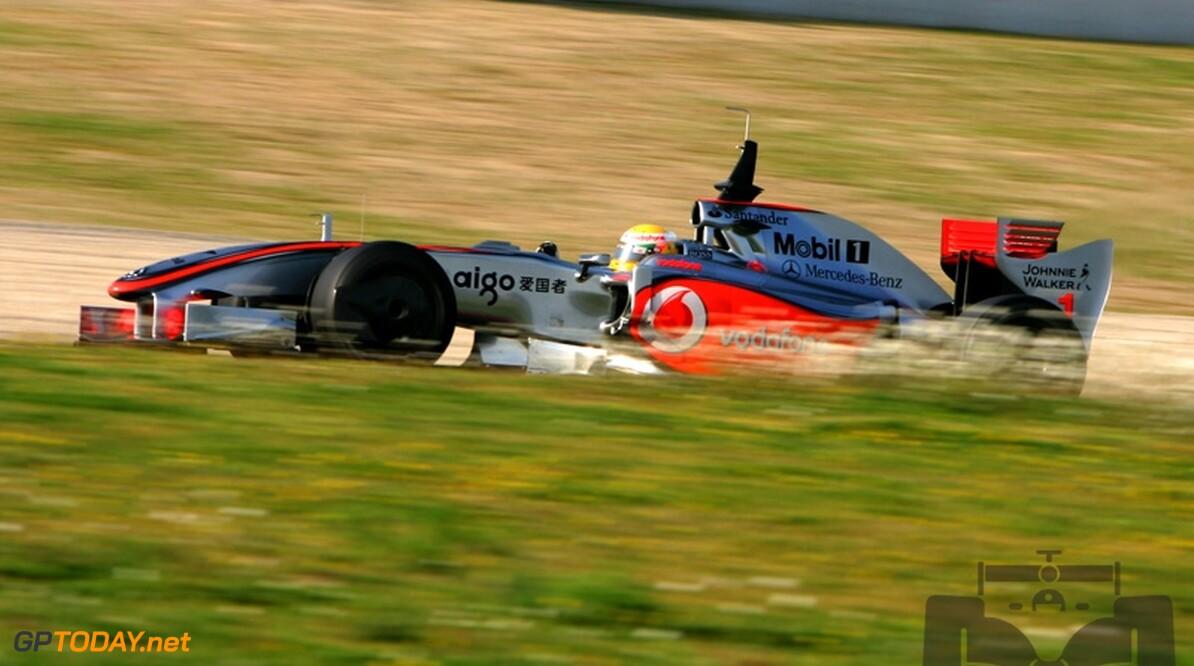 McLaren verwacht moeizame seizoensopening