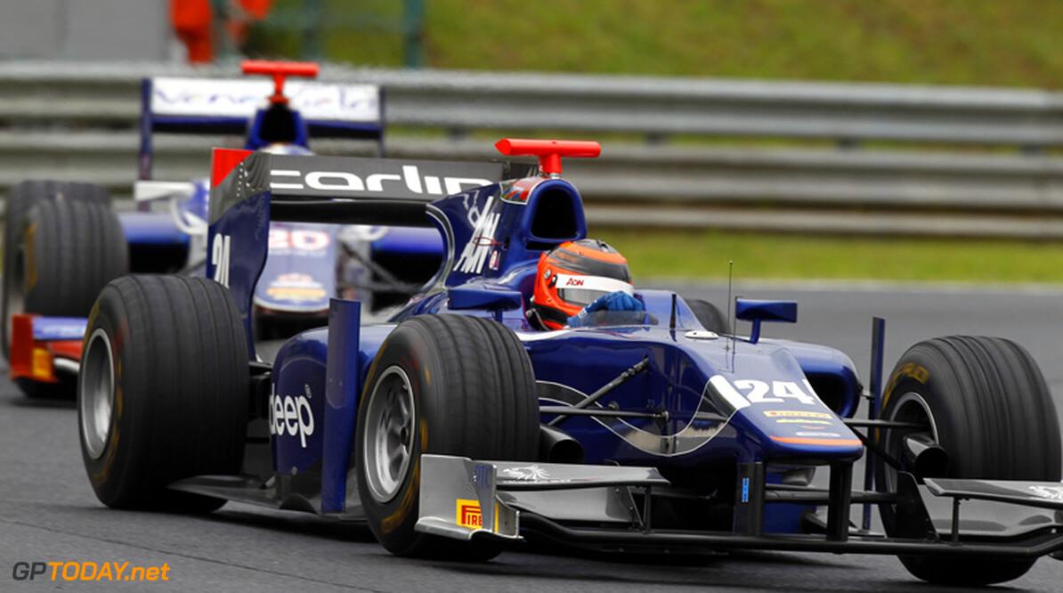 Max Chilton namens Force India van de partij bij young drivers-test