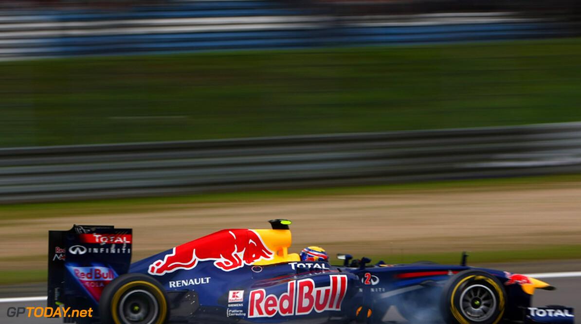 Webber grijpt derde pole van het seizoen op de Nürburgring