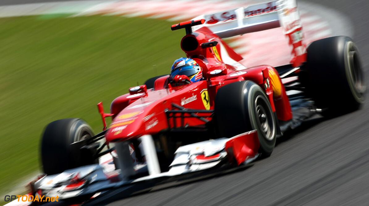 Fernando Alonso blijft kansen zien op overwinning