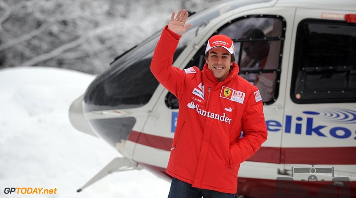 """Fernando Alonso: """"We moeten ons op de baan bewijzen"""""""