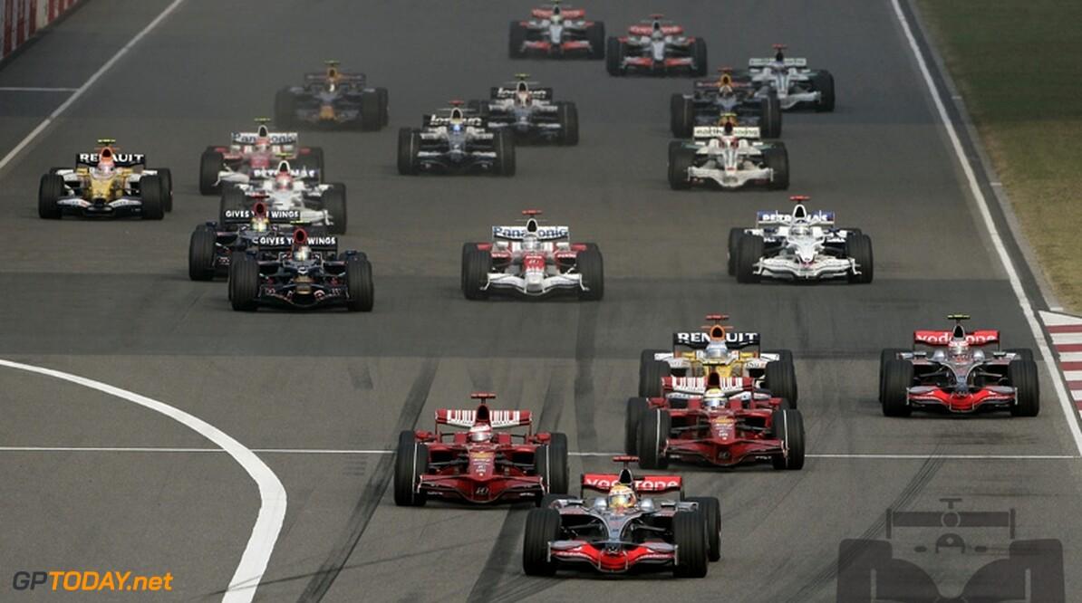 Jody Scheckter veegt vloer aan met de huidige Formule 1