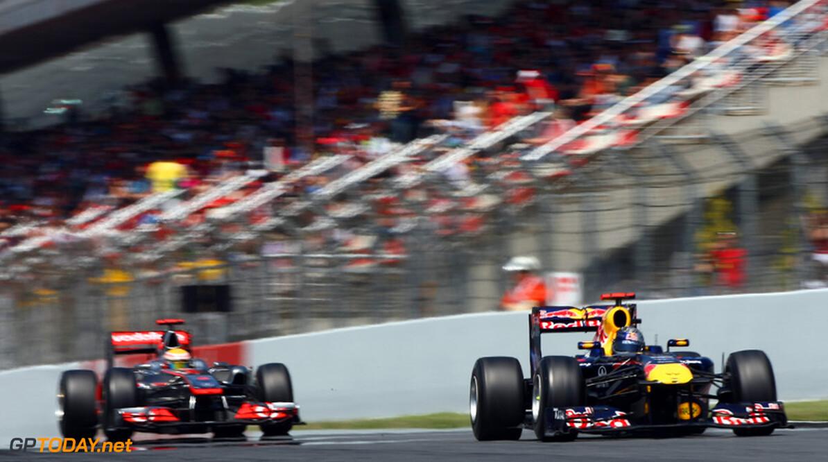 """Tost: """"Vettel, Hamilton, Alonso en Rosberg zijn de beste coureurs"""""""