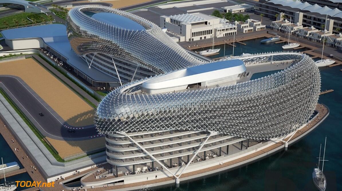 Hotel over circuit Abu Dhabi volgeboekt voor Grand Prix
