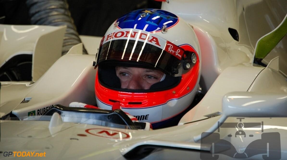 Honda spreekt vertrouwen in Barrichello uit