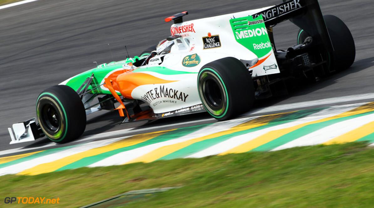Force India schrijft verlies van 40 miljoen pond over 2009
