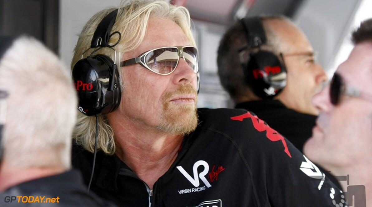"""Richard Branson: """"Formule E zal de Formule 1 in 10 jaar inhalen"""""""