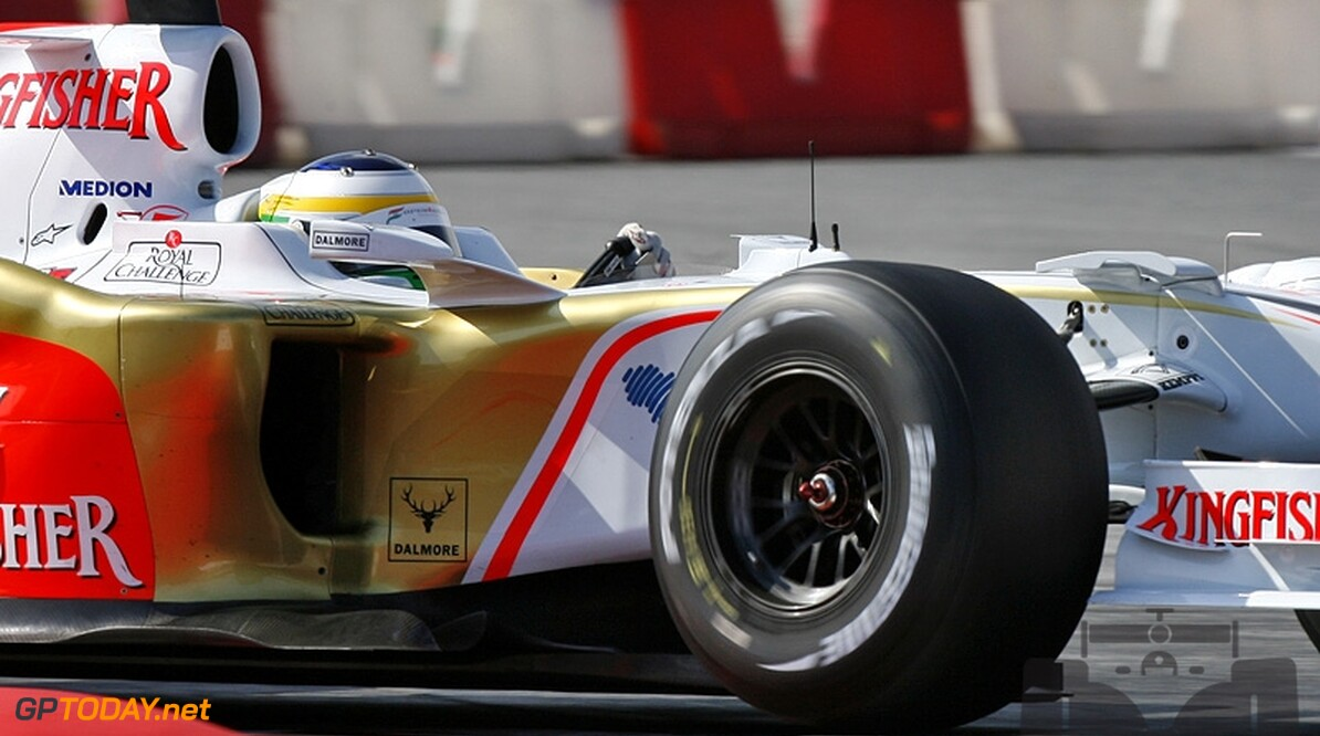 Force India heeft veel vertrouwen in nieuwe onderdelen