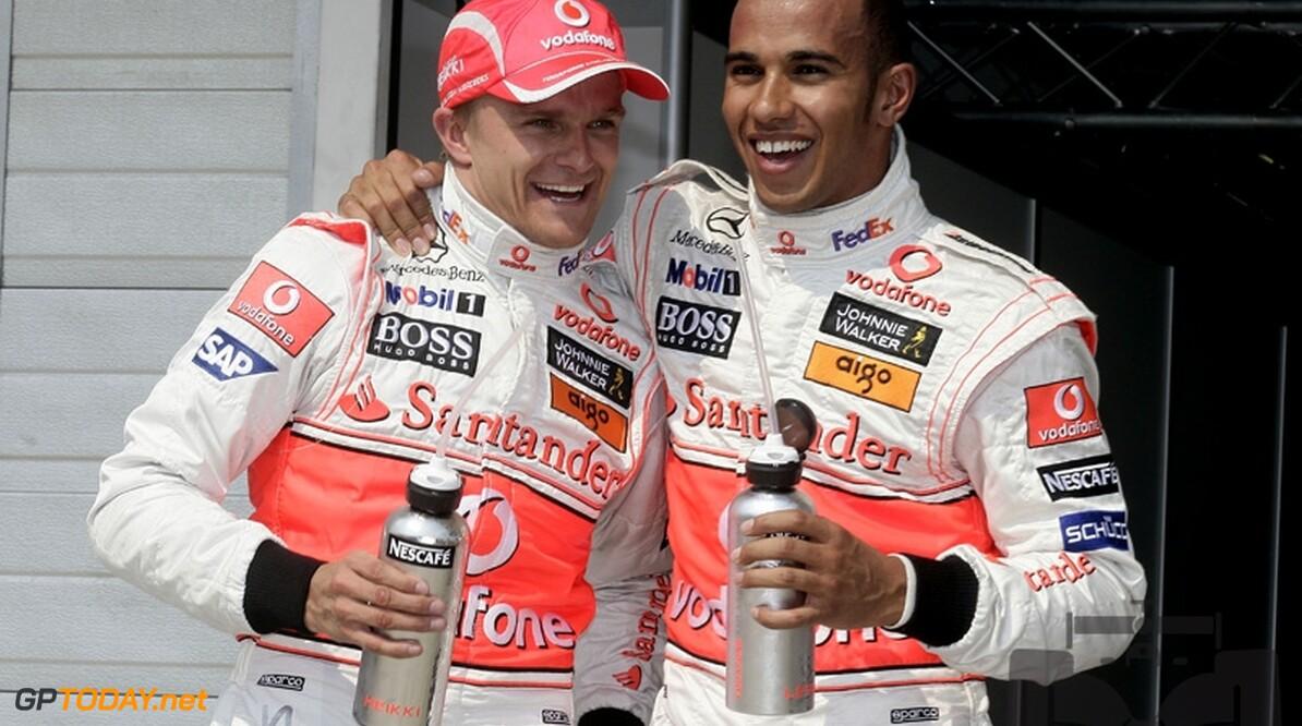 McLaren-duo verheugt zich op Spa-Francorchamps