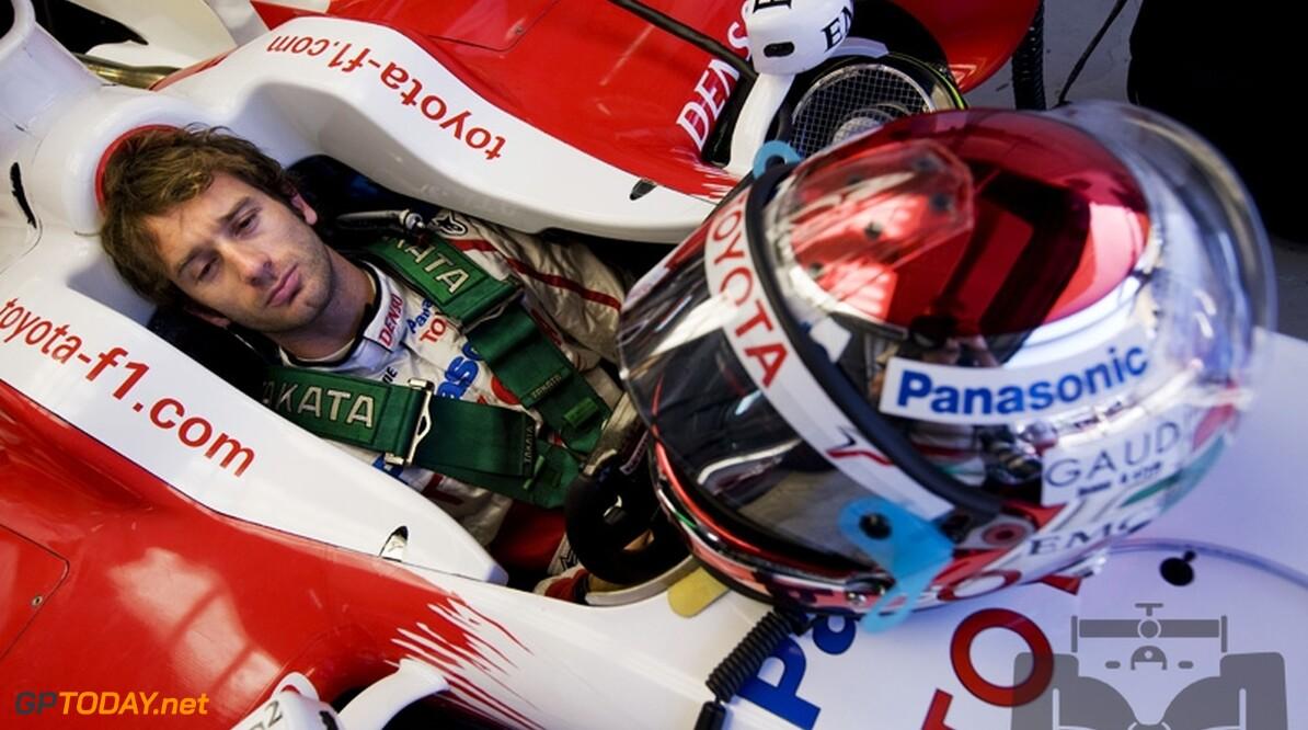 """Trulli voorspelt: """"Ik ga een race winnen in 2009"""""""