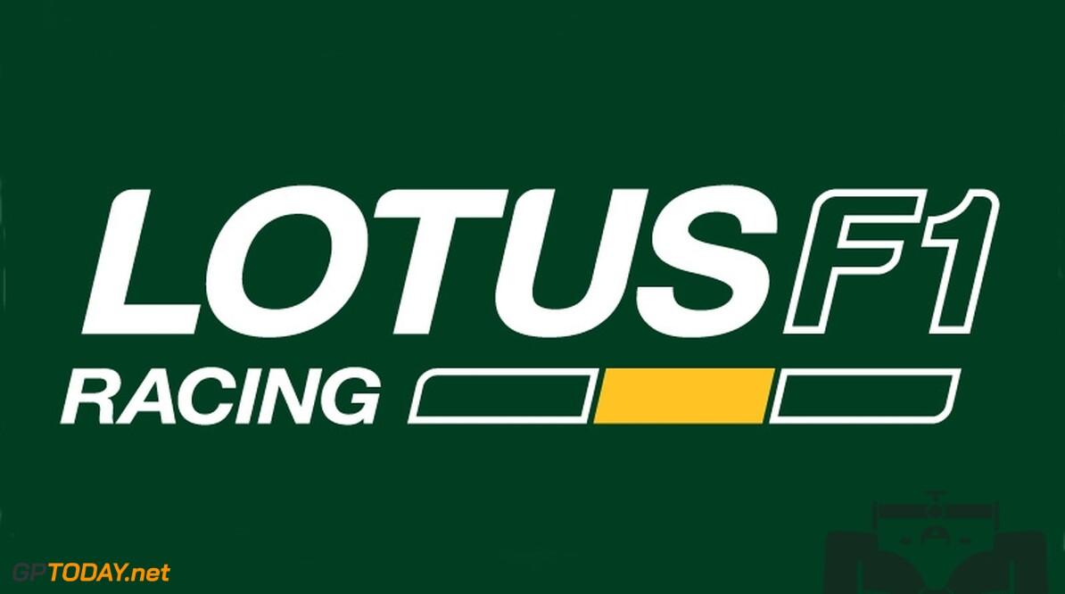 Lotus onthult teamlogo, kleuren voorbode van livery