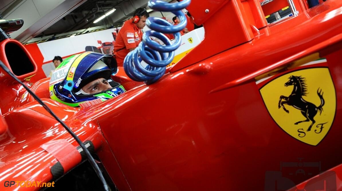 Upgrades F2008 stemmen Felipe Massa tevreden