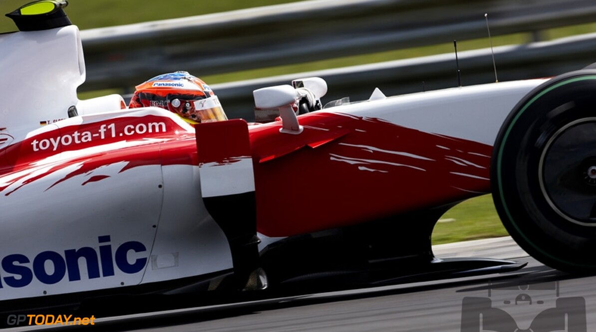 Timo Glock volgend jaar aan de slag bij Manor Grand Prix