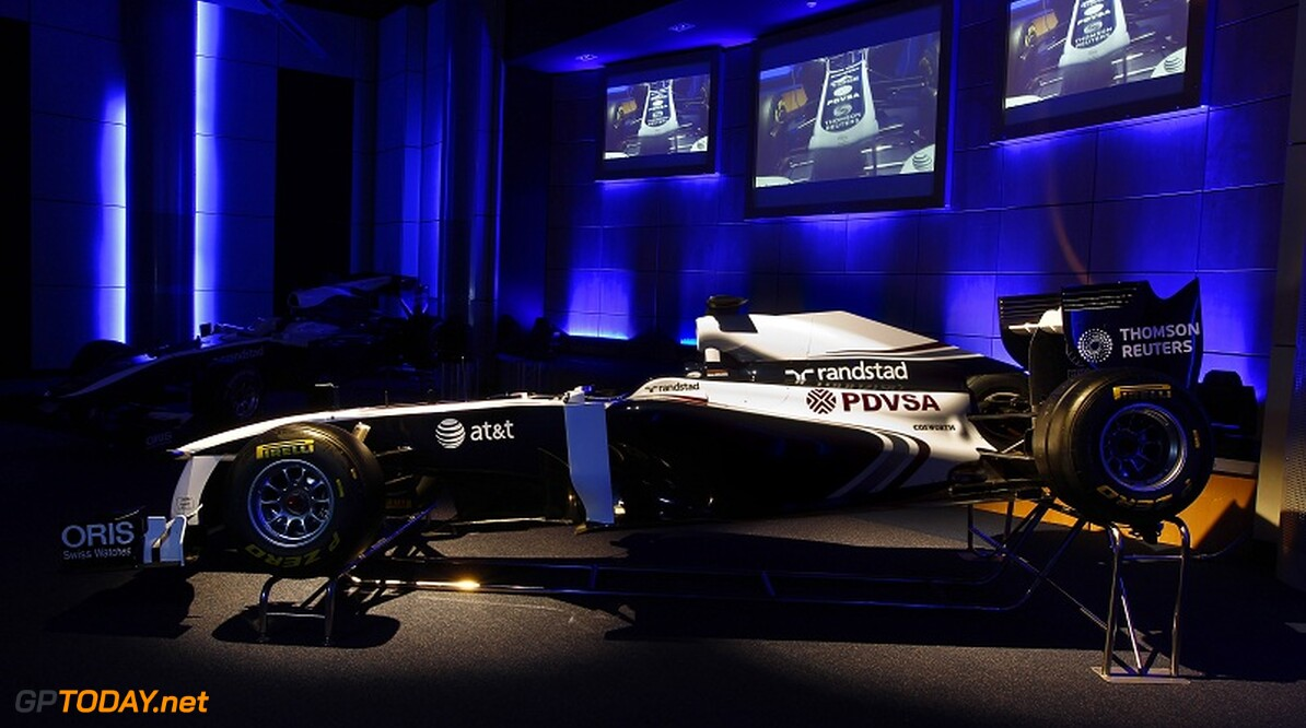 Williams Cosworth FW33 Launch. Williams Cosworth FW33 Launch. Williams F1 Conference Centre, UK. 24th February 2011. World Copyright: Glenn Dunbar/LAT Photographic ref: Digital Image _G7C9481
