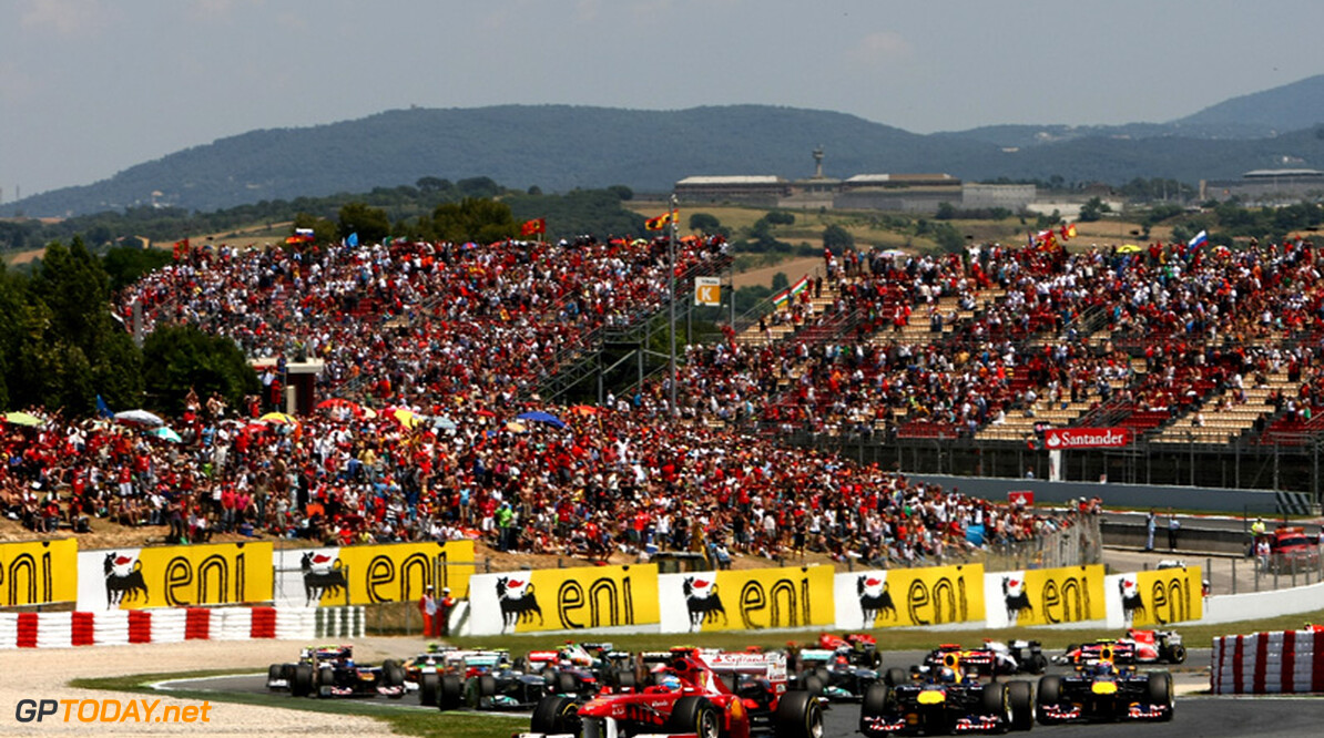 """Ecclestone: """"Zonder Concorde Agreement betalen teams maar voor deelname"""""""