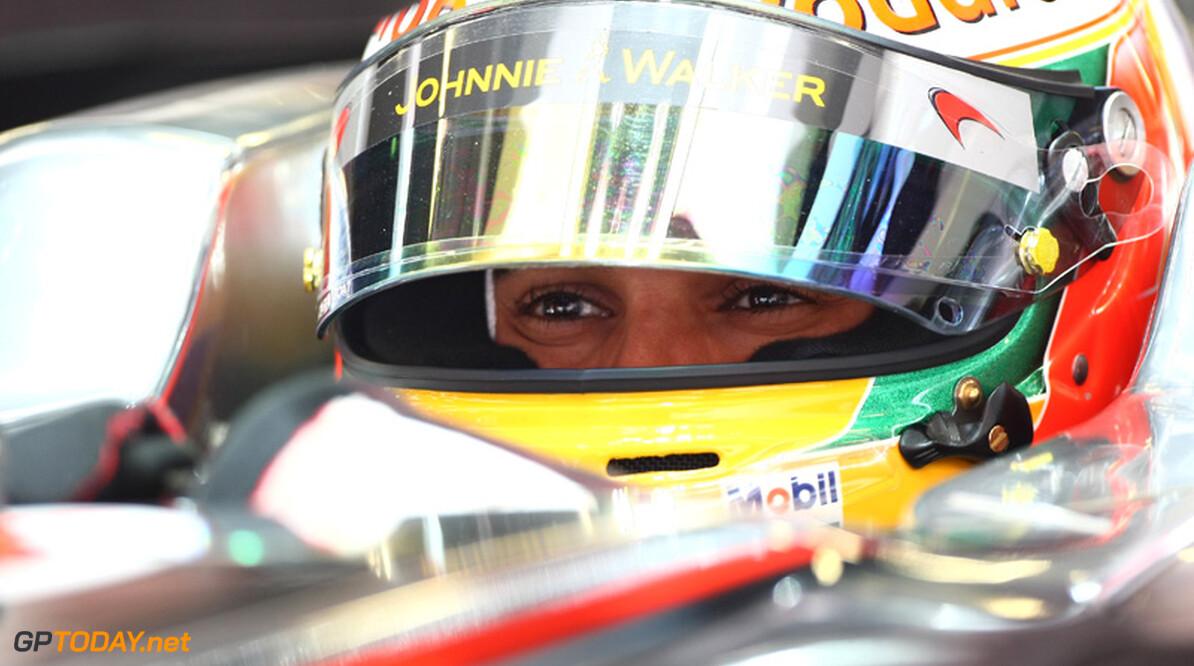 """Hamilton: """"Ik ga naar elke race met het geloof dat ik kan winnen"""""""