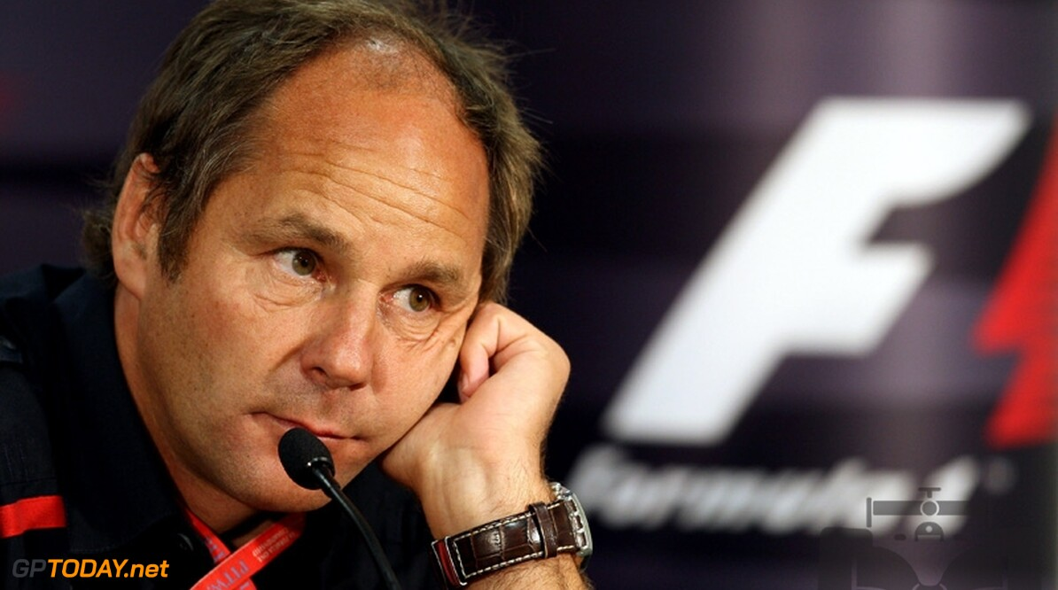 Gerhard Berger ontkent Force India-geruchten