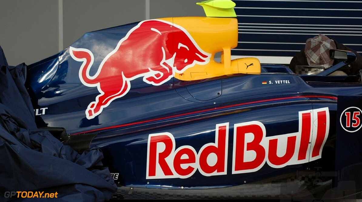 Red Bull Racing heeft nog geen presentatiedatum voor RB6