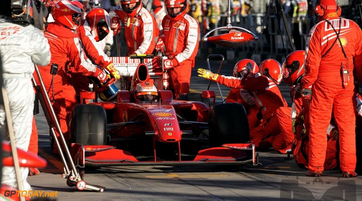 Hoog brandstofverbruik vormt probleem voor Ferrari