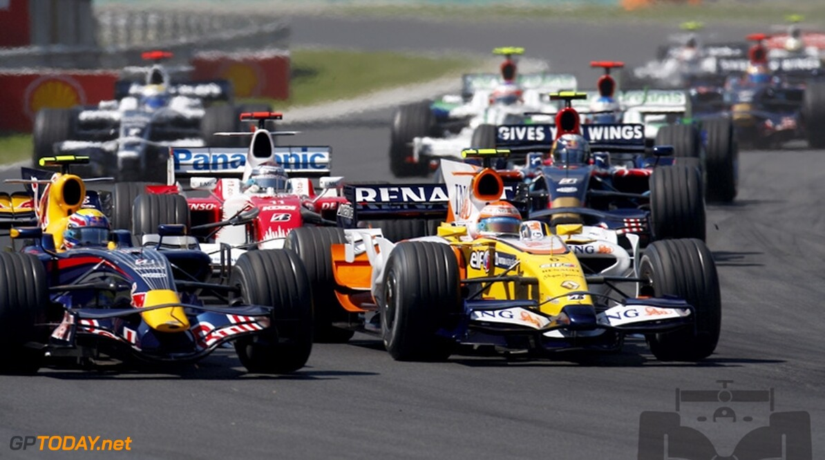 De volledige lijst maatregelen van de World Motor Sport Council