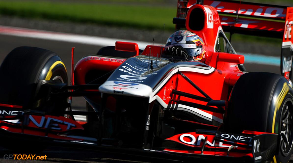 Jerome D'Ambrosio ziet openingen voor toekomst in Formule 1
