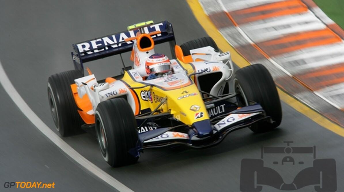 Heikki Kovalainen wil bij Renault blijven